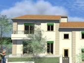 Appartamenti a Morciano di Romagna in costruzione.